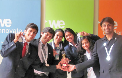 Another Win by WE School Students