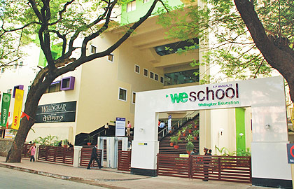 The Roll of Honour –WeSchool does it again...