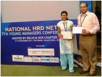 Young Achievers At NHRDN, Delhi chapter