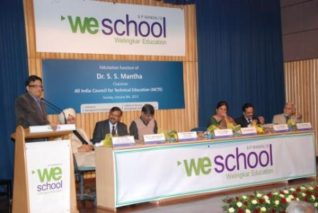 Dr SS Mantha felicitated on his appointment as Chairman, AICTE