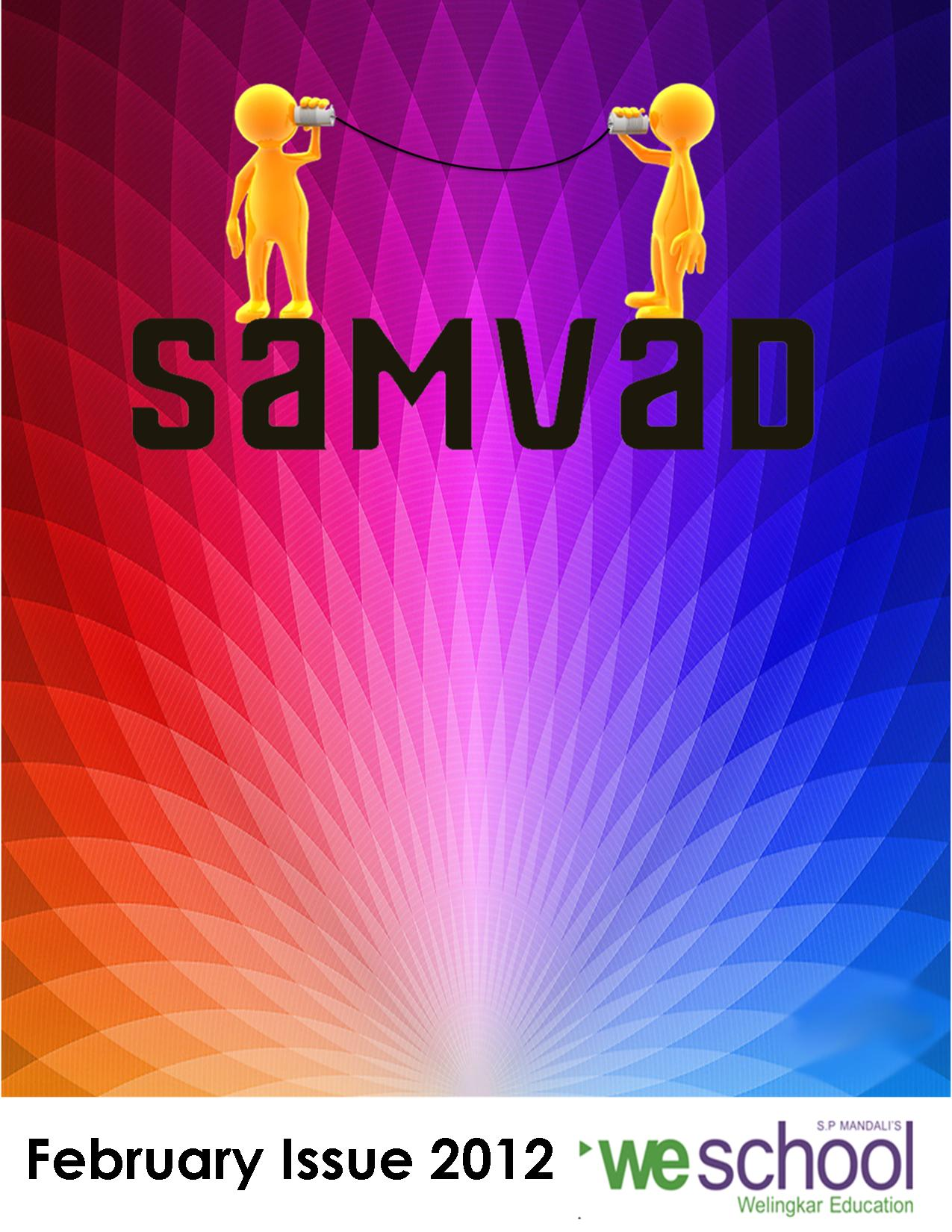 Greetings from Team Samvad!