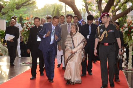 President Pratibha Devisingh Patil Inaugurates 'Contributor Development Lab' and 'Dmagics' exhibition at Welingkar Institute