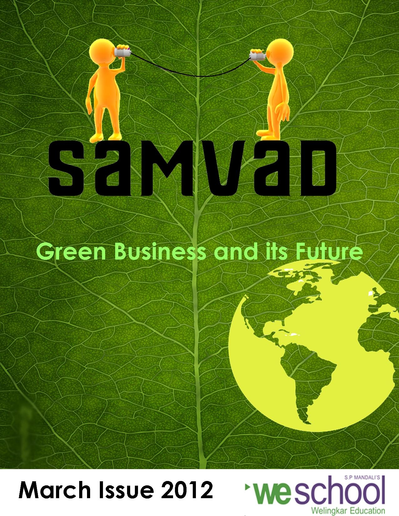 Samvad Team Comes up with the Second Edition