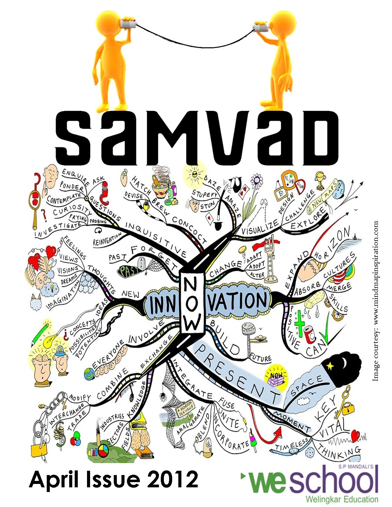 A fresh edition of SAMVAD  for the discerning readers...