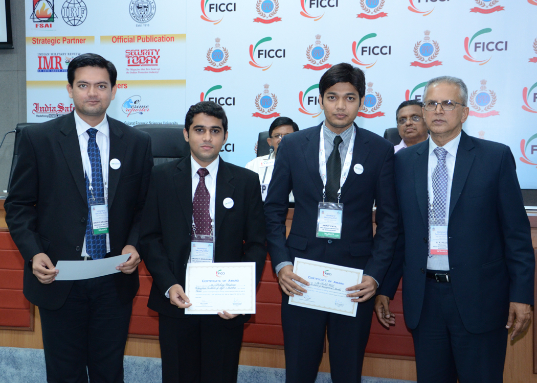 E-Biz students make us proud at a FICCI conference....