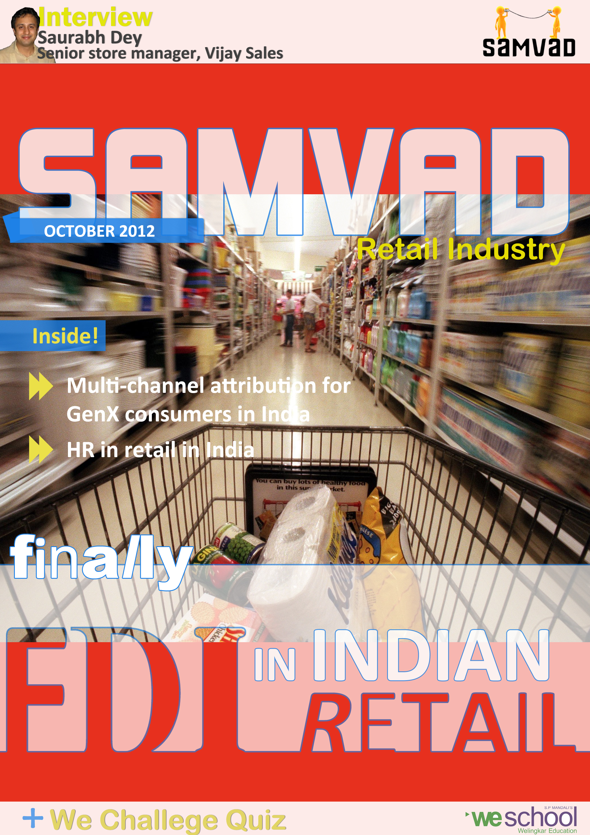 Samvad brings you the 'The Big Tale Of Retail Industry'