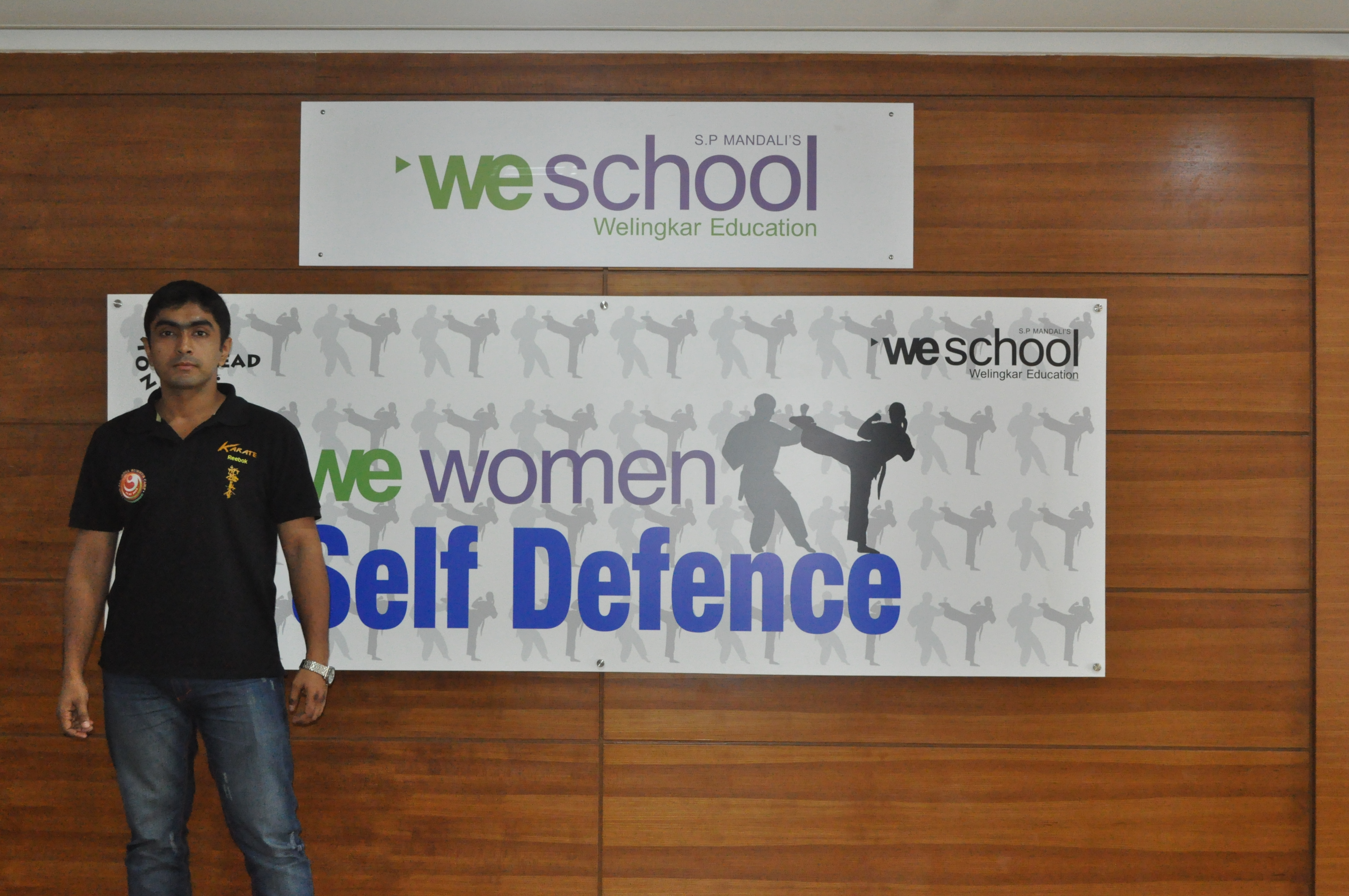 WeWomen WeDefend ...a self defence workshop at WeSchool...