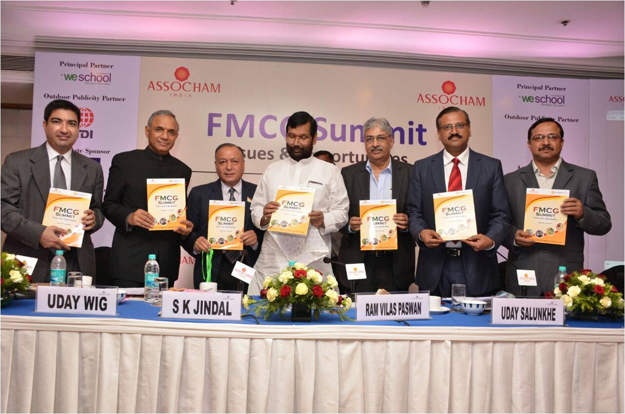 Assocham's FMCG SUMMIT discusses 'Issues and Challenges' of the Sector