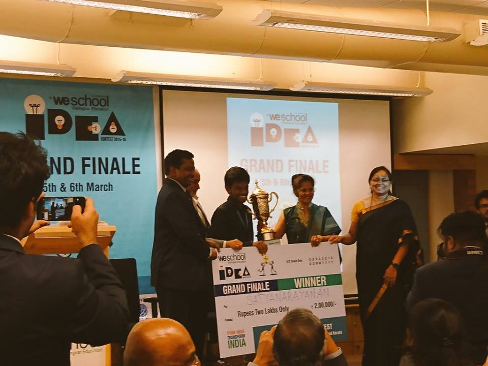 Welingkar, Bengaluru hosts Idea Contest 2015-16; a Contest having over 100 colleges from 5 southern states