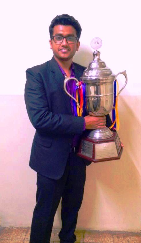 PGDM student wins 1st prize at IMCI's Best Summer Project Competition