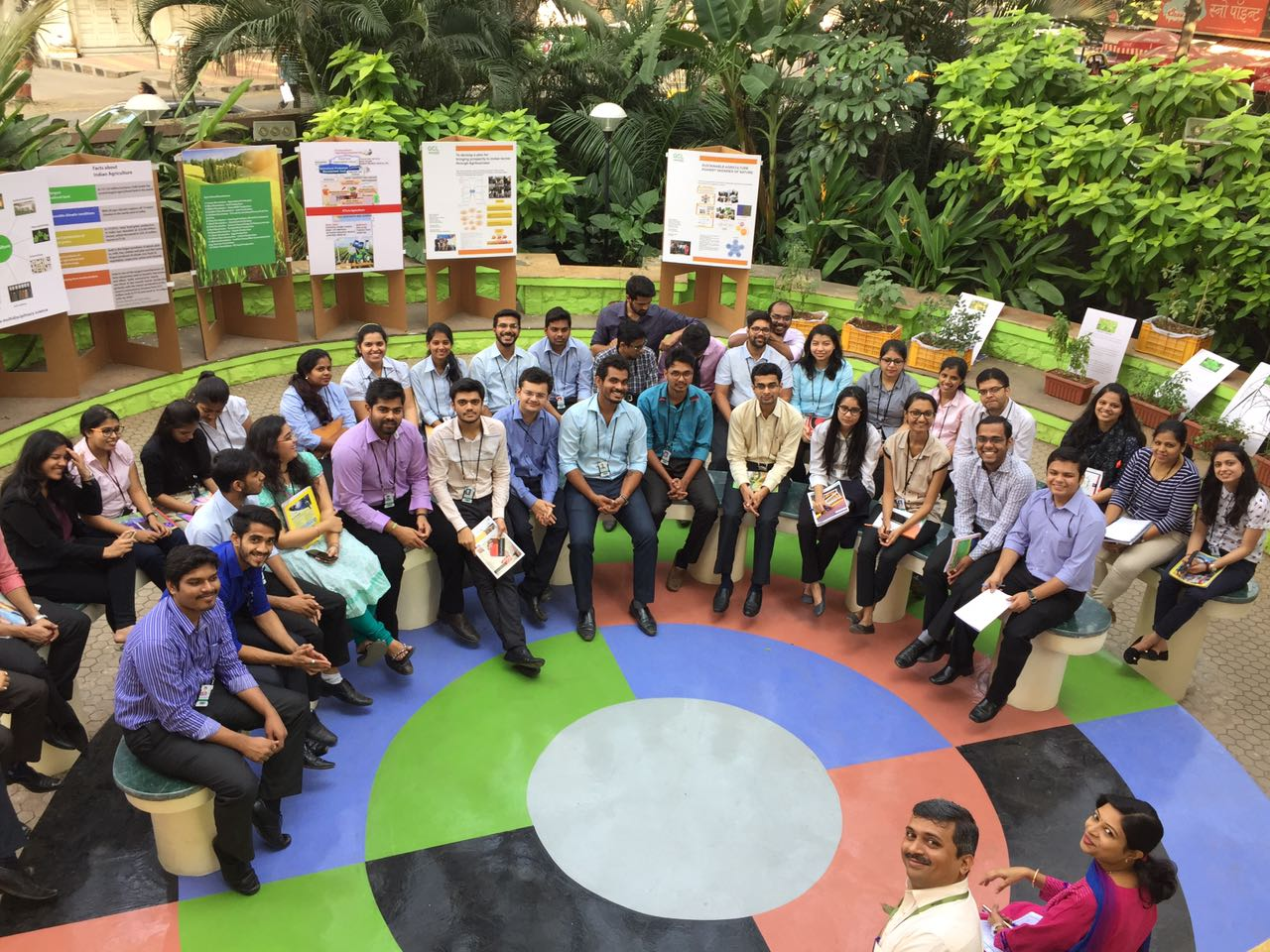 WeSchool sets up Agri-lab in the midst of Urban Mumbai