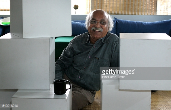 MahaGuru of Design,Prof Sudhakar Nadkarni felicitated for his lifetime dedication to design at the Pune Design Festival