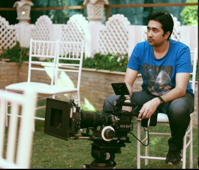 WeSchool Alumnus Nikhil Allug has carved a niche for himself as a passionate film-maker
