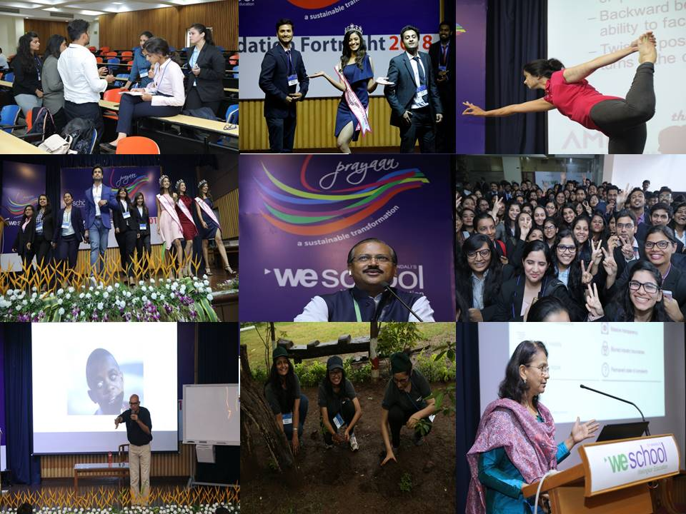 Foundation Fortnight 2018, Mumbai campus marks the beginning for new entrants in PGDM
