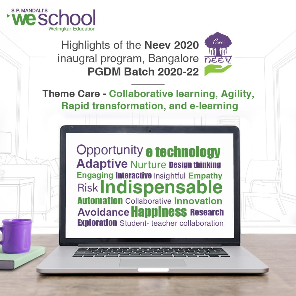 NEEV 2020, Bengaluru Campus - Week One